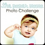Paper Mama Photo Challenge: A Different View