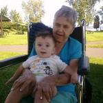 Mason Takes the Park