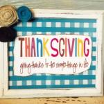 Esty Lovin'-Thanksgiving Decor