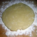 Transfering a Pie Crust to Pie Plate