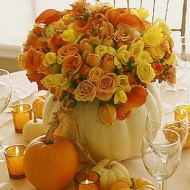 Thanksgiving Table Set Up Ideas