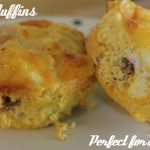 Egg Muffins {Perfect for Freezing}