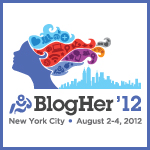 In a Week #BlogHer12