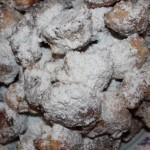 #IcedDelight Fried Donut Holes