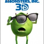 Monsters Inc 3D {Coming Soon!}