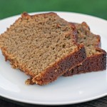 Whole Wheat Pumpkin Spice Bread