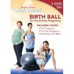 Fusion Pilates: Birth Ball for Pre & Post Pregnancy Review & Giveaway