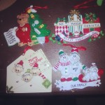 My Favorite Personalized Ornaments