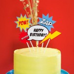 Super Hero Birthday Party Ideas