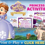 Sofia the First Princess Activities