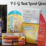 P&G Best Loved #Giveaway