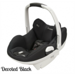 Maxi Cosi Prezi White Collection Carseat #Review & #Giveaway