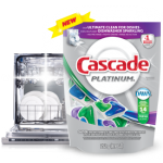 I'm a Cascade My Platinum Ambassador + Instagram Contest Announcement