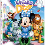 Minnie's Wizard of Dizz: Games & Activites