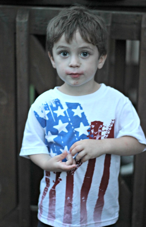 Mason 4th of July 2013
