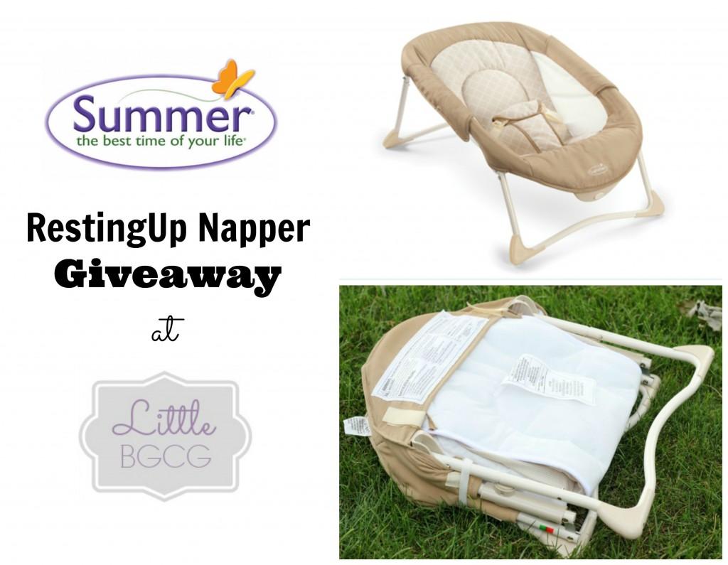 RestingUp Napper Giveaway
