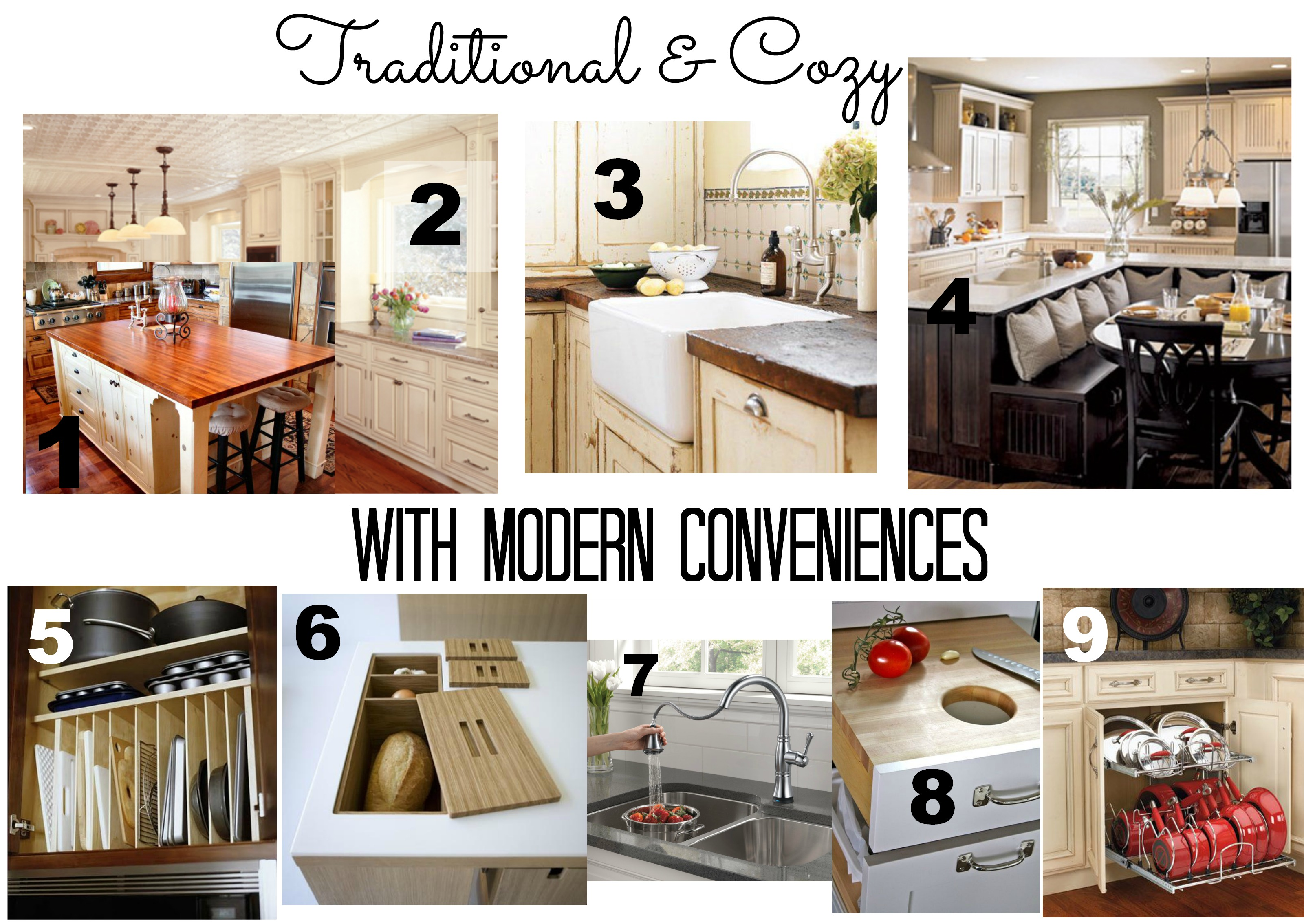 Must Haves For A Dream Kitchen Little Us