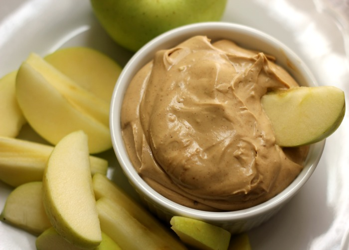 cream cheese apple dip 2