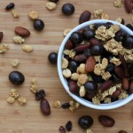 Dark Chocolate Acai with Blueberry Trail Mix Recipe + Tasting