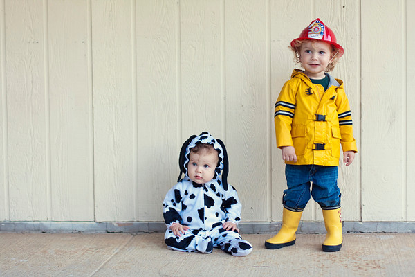 Firemananddalamation  sc 1 st  Little BGCG & Sibling Costume Ideas - Little Us