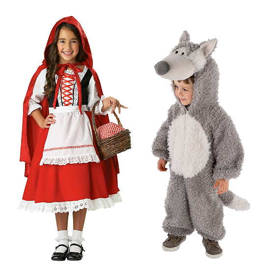 Little-Red-Riding-Hood-Big-Bad-Wolf