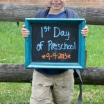 The Cool Thing to Do: Mason Goes to Preschool