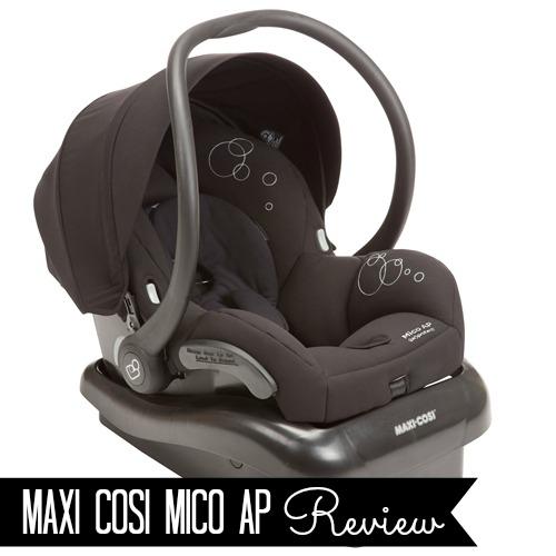Maxi Cosi Mico AP Review