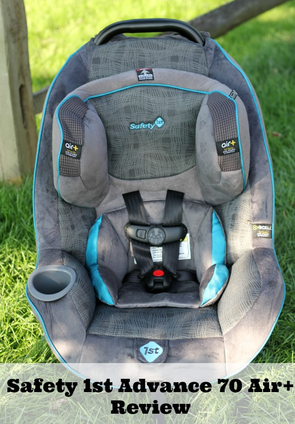 Safety 1st Advance 70 Air Review