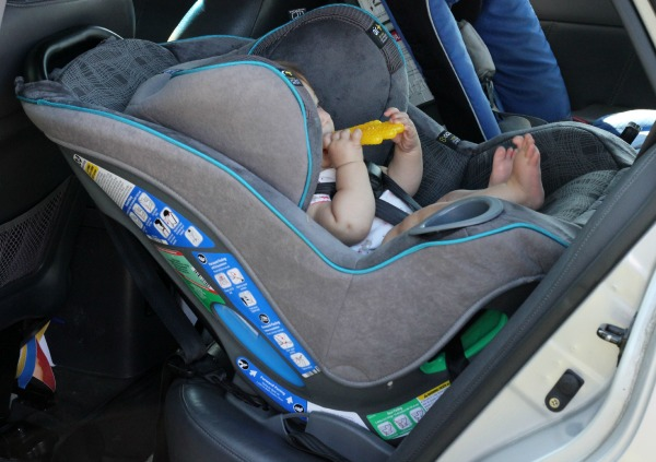 How To Install Safety St Car Seat With Latch