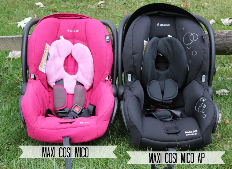 difference between maxi cosi mico and AP