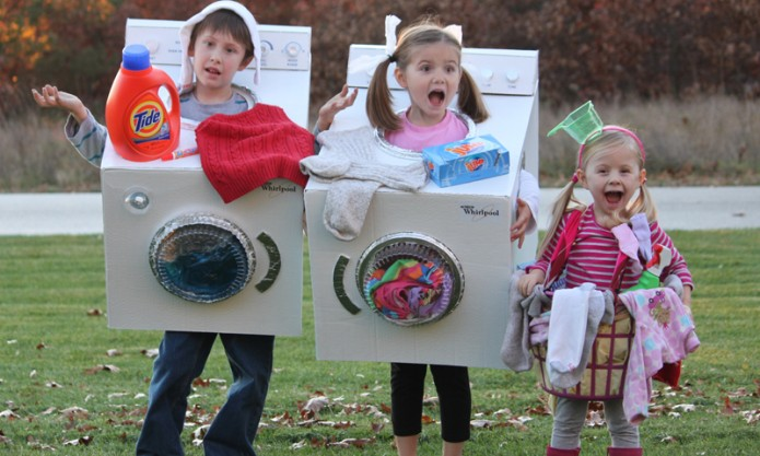 washingmachinecostume