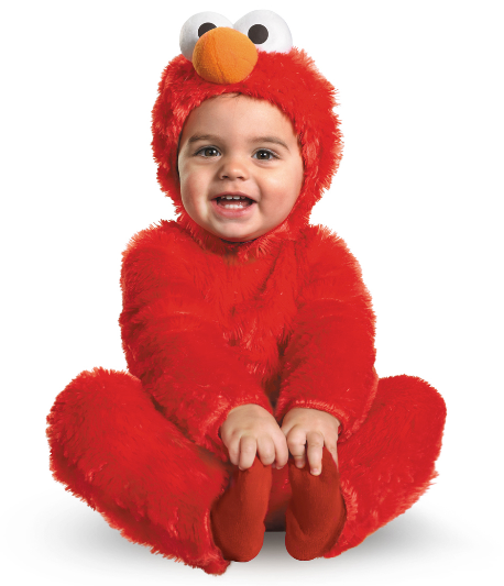 You can find Oscar the grouch Cookie Monster The Count and Big Bird costumes for your children ...  sc 1 st  Little BGCG & Ten of the Cutest Baby Halloween Costumes - Little Us