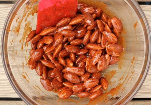 Pumpkin Spice Almonds 2