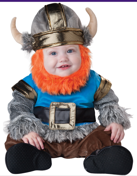 Ten of the Cutest Baby Halloween Costumes - Little Us