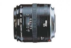 EF 50MM Macro Lens