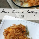 Green Bean & Turkey Casserole