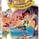Jake and the Neverland Pirates: Never Land Rescue Activities