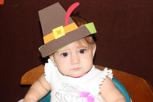 Pilgram Hat Prop