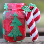 Easy Christmas Favors for Holiday Guests #Tutorial