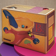 Holiday Gift Guide: B. Toys Walkness Monster