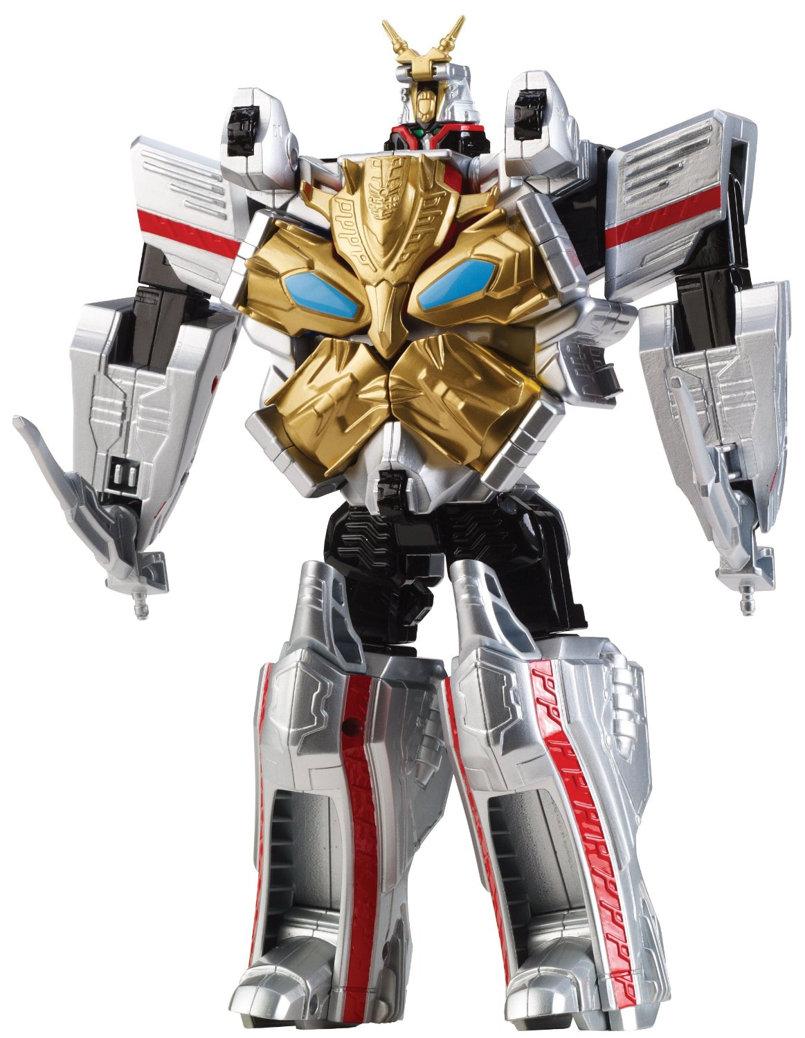 Holiday gift guide power rangers megaforce gosei ultimate - Robot power rangers megaforce ...