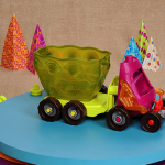 Holiday Gift Guide: B. Toys Build-a-ma-jigs Racetruck
