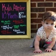 Kyla's 10 Months