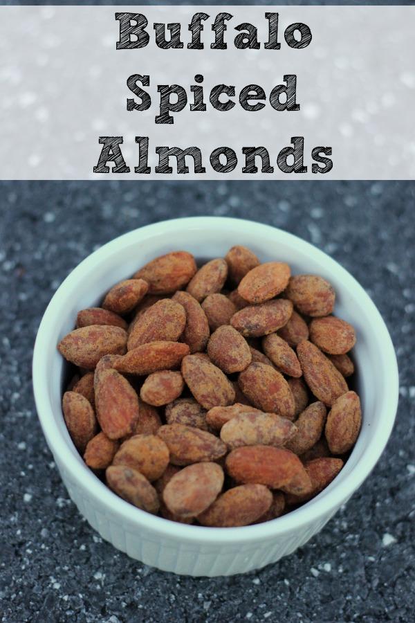 Buffalo Spiced Almonds Recipe