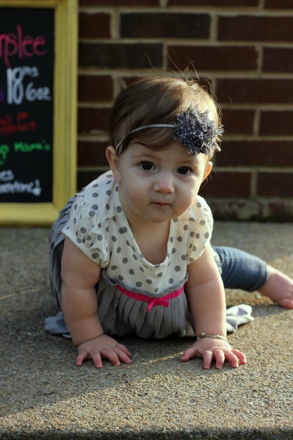 Kyla 10 Months Old 2