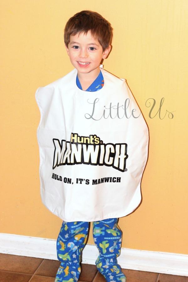 Manwich bib