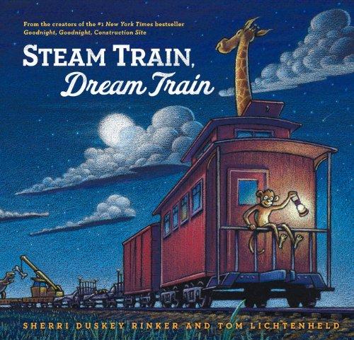 SteamTrainDreamTrain