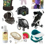 Must Haves for Baby's 1st Year