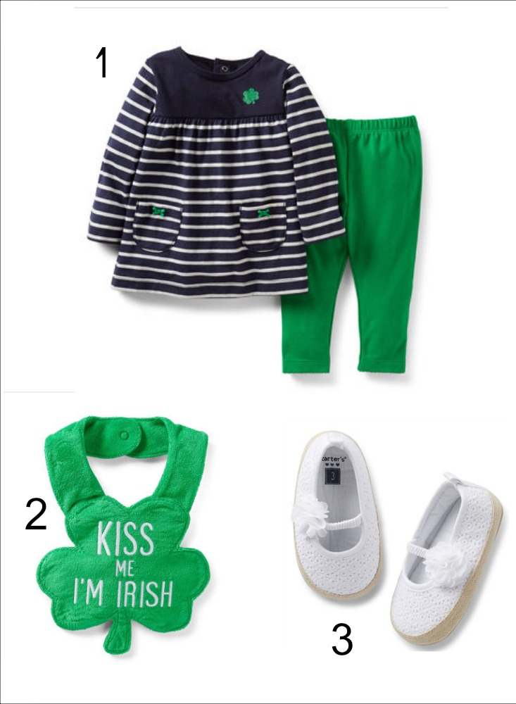 St Patrick's Day Outfit