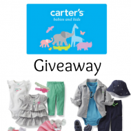 Spring is in the Air + Carter's #Giveaway #CartersSpringStyle
